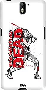 DailyObjects The Walking Dead Mich Case For OnePlus One