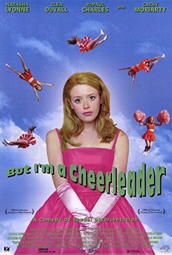 But I'm a Cheerleader Poster Natasha Lyonne Clea DuVall Cathy Moriarty