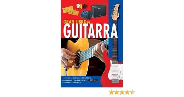 Guitarra (Gran Libro de...): Amazon.es: Servilibro Ediciones S A ...