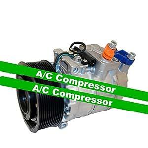 GOWE Car A/C Compressor for Car Mercedes-Benz Trucks Actros