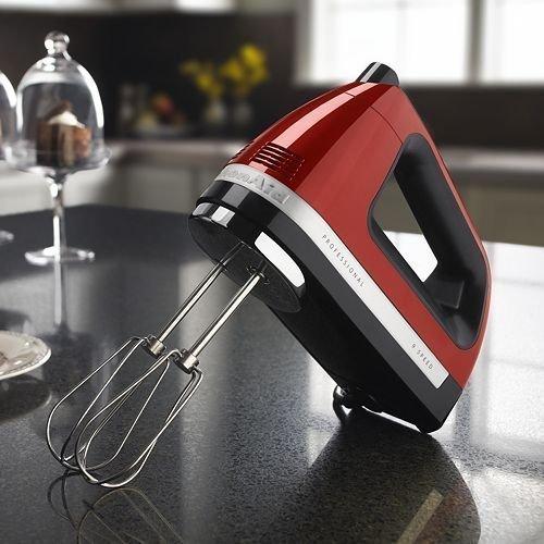 kitchenaid cinnamon red - 4