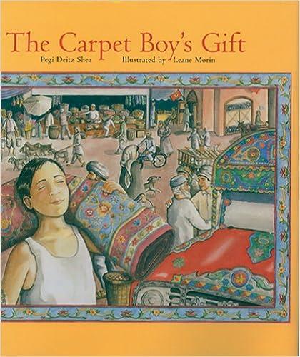 book, read aloud, the carpet boy, social justice