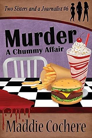 book cover of Murder A Chummy Affair