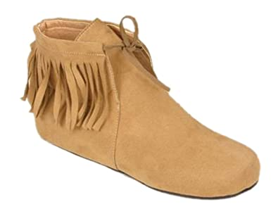 f0946f0fef43c Amazon.com | INDIAN-50, Men's Indian Shoes, Tan, Size Small(8/9 ...