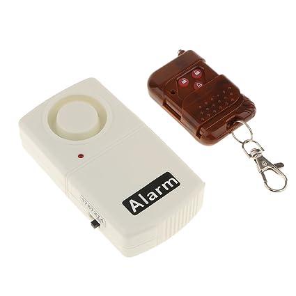 Homyl Alarma para Puerta Control Remoto Detector de Entrada ...