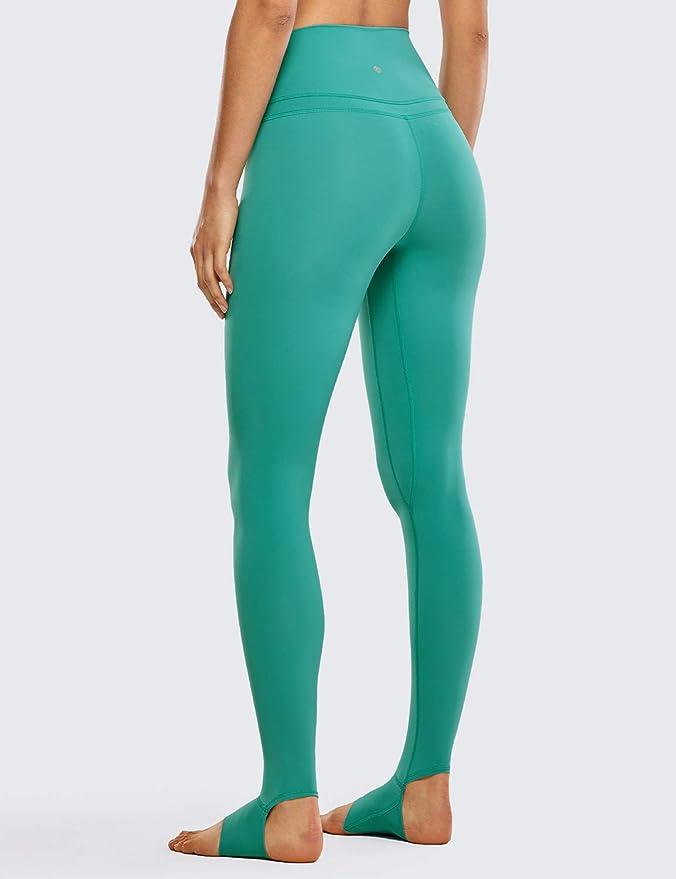 CRZ YOGA Pantalon D/écontract/é Femme avec Poches Jogging Pantalon de Sport