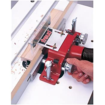 Freud Sh 5 Professional Micro Adjustable Router Table Fence Amazon Com