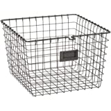 Spectrum Wire Storage Basket