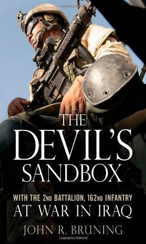- The Devil's Sandbox: With the 2nd Battalion, 162nd Infantry at War in Iraq