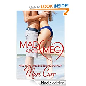 Mad about Meg Mari Carr