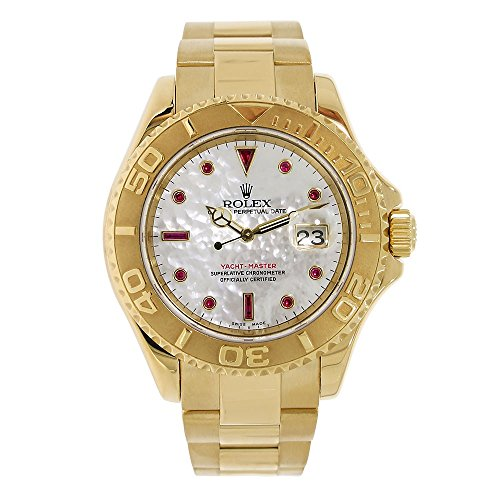 Rolex Yacht-Master Automatic-self-Wind Male Watch 16628 (Certified Pre-Owned)