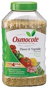 Osmocote 273260 Outdoor and Indoor Smart-Release Plant Food Jar, 1.25-Pound