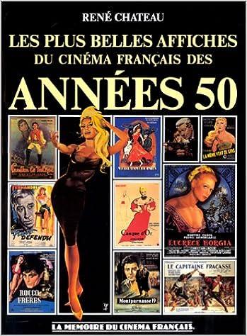 """Résultat de recherche d'images pour """"Les plus belles affiches du cinéma français des années 50"""""""