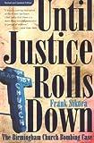Until Justice Rolls Down, Frank Sikora, 0817352686