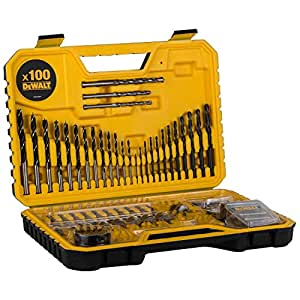 Dewalt Combination Drill Bit Set, Dt71563-qz, 100 Pieces