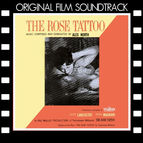 The Rose Tattoo Original Film Soundtrack By Alex North