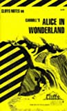 img - for Alice in Wonderland (Cliffs Notes) book / textbook / text book