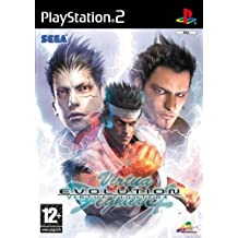 Virtua Fighter 4 Evolution (PAL System)