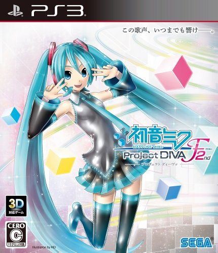 Hatsune Miku -Project DIVA-F 2nd [Japan - Mall Monica