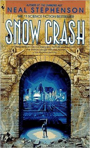 Snow Crash: Amazon co uk: Neal Stephenson: 9780553562613: Books