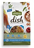 Rachael Ray Nutrish Dish Natural Dry Dog Food, Grain Free Chicken & Potato Recipe With Veggies & Fruit, 3.5 Lbs