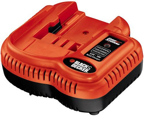 Black & Decker FSMVC 9.6-Volt to 18-Volt Slide Style Battery