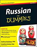 img - for Russian For Dummies book / textbook / text book