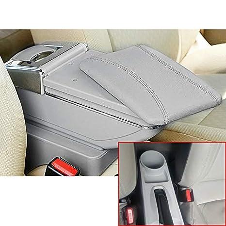Universal Auto Drive Center Console Gray Interior Accessories