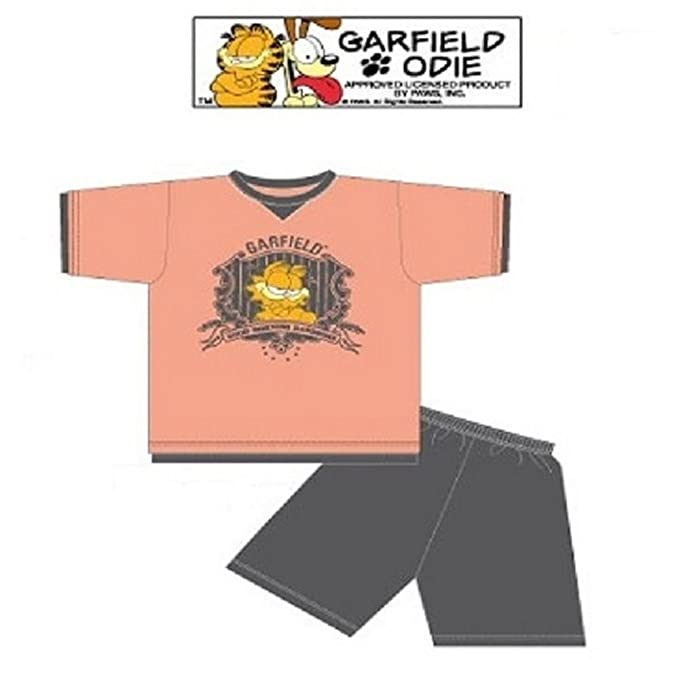 Pijama corto Garfield Good Morning multicolor small