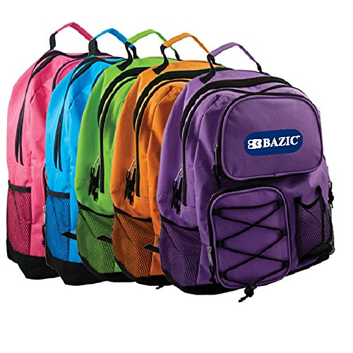 BAZIC Odyssey Bright Color Backpack