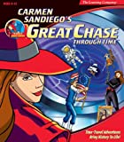 Carmen Sandiego's Great Chase Through Time (Jewel Case)