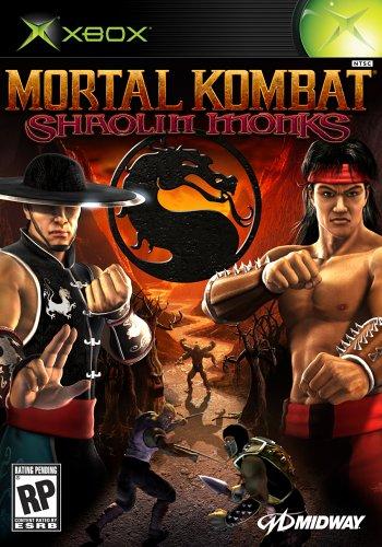 Price comparison product image Mortal Kombat Shaolin Monks - Xbox
