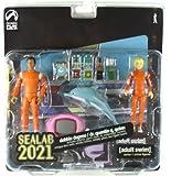Adult Swim Action Figures - Sealab 2021 Debbie Dupree & Dr. Quentin Q. Quinn ...