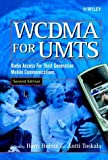 WCDMA for UMTS: Radio Access for Third Generation Mobile Communications, 2nd Edition