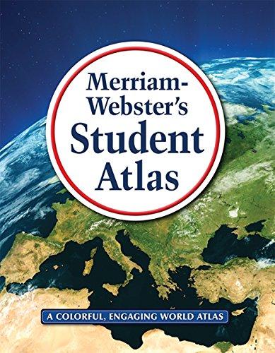 Merriam-Webster's Student Atlas, New Copyright 2016