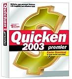 Software : Quicken 2003 Premier