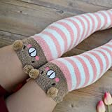 Fascigirl Over the Knee Socks Leg Warmers Thigh