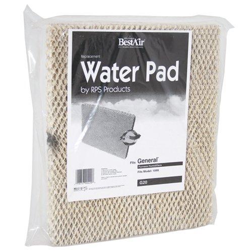 BestAir G20 General 1099-20 Metal Waterpad