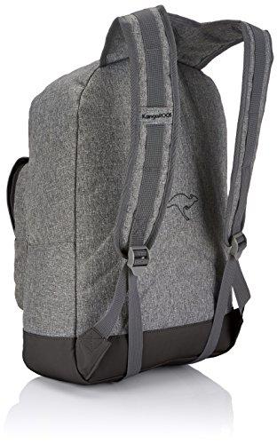 Kangaroos Vantaa Backpack - Bolso mochila Mujer Black 500