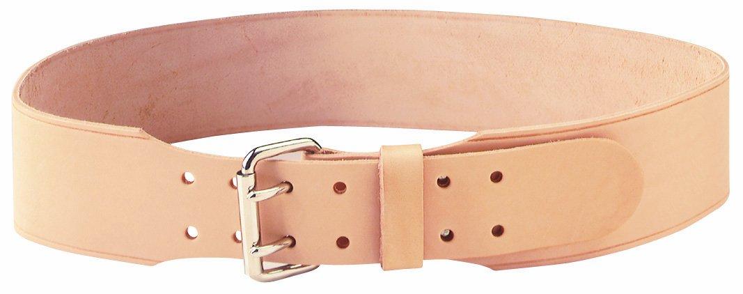 CLC Custom Leathercraft 962M Tapered Leather Work Belt, 2-3/4-Inch, Medium