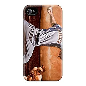 Durable Protector Case Cover With San Francisco Giants Hot Design For Iphone 5/5s