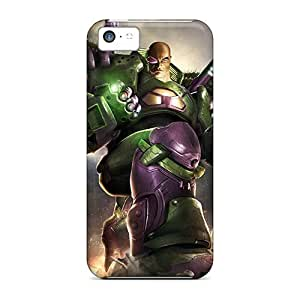 New Lex Luthor Dc Universe Online Tpu Case Cover, Anti-scratch Phone Case For Iphone 5c