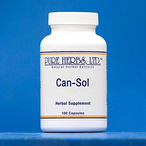 Can-Sol - Capsules (Natural Herbal ()