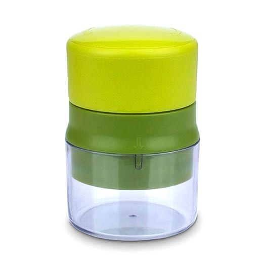 Compra Lanbowo - Cortador de ajos (plástico, Apto para ...