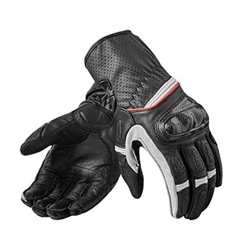 Chevron Gants Black Rev'it 2 Noir white UxTdqwqC