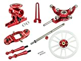 Microheli CNC Blade 200 S Performance package (RED) - BLADE 200 S