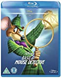 Basil the Great Mouse Detective [Blu-ray] [Region Free] [UK Import]