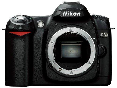 Nikon D50 ブラック Nikon ボディ
