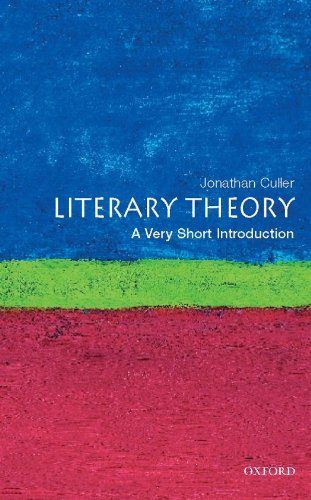 Literary Theory: A Very Short Introduction