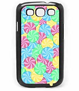 Colorful Hard Candy - Case Back Cover (Galaxy S3 - Plastic)